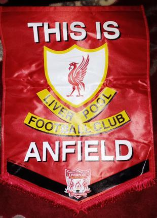 Вымпел FC Liverpool