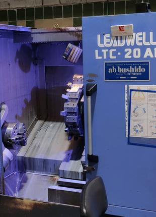 Токарний станок с ЧПУ Leadwell LTC20 AT