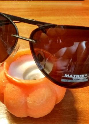 Очки солнцезащитные Matrix. Антибликовые.