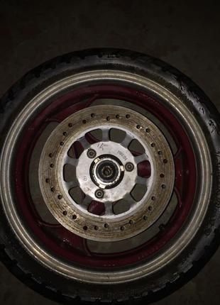 колесо  на 13 в сборе