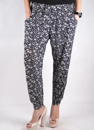 Летние женские брюки галифе