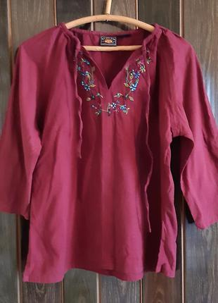 Оригинальная рубашка, блуза
