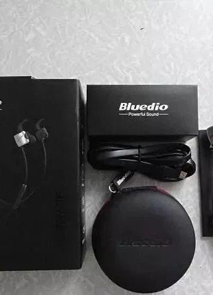 Наушники Bluedio TE беспроводная гарнитура