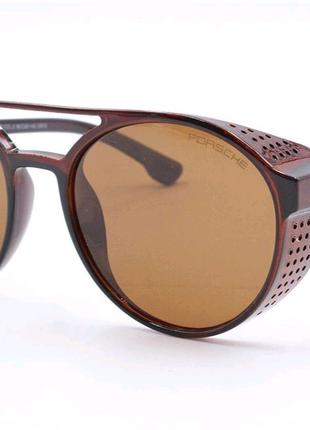 Porshe, очки солнцезащитные, полароид