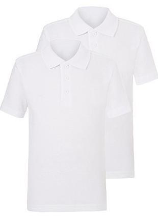 Школьная футболка - поло george