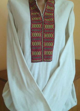 Сорочка чоловіча вишиванка