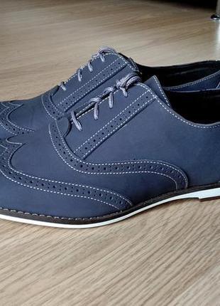 Полуботинки мужские туфли bekerandmiller.