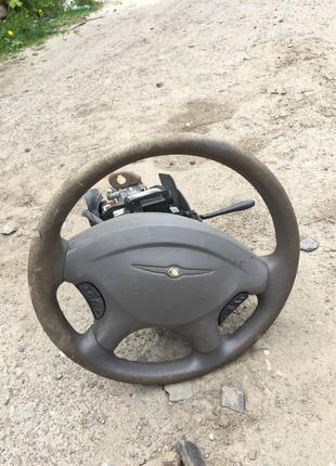 Руль в зборе Chrysler voyager 2.5CRD