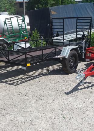 Прицеп - лафет для перевозки квадроциклов
