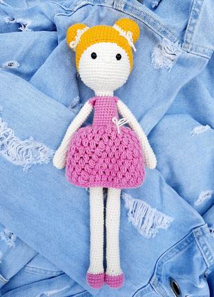 Кукла Лили ручной работы
