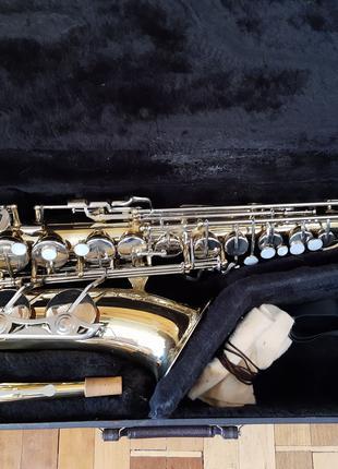 Саксофон альт Yamaha YAS-23, Япония