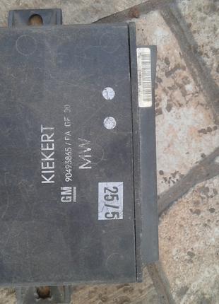 Блок управления центральним замком опель омега б 90493865