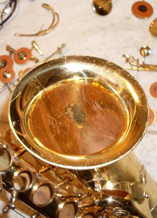 Ремонт и обслуживание саксофонов