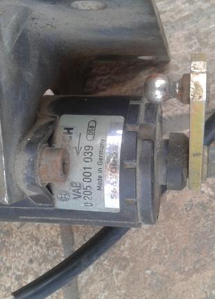 Потенциометр газа опель омега б 2.5ди0205001039