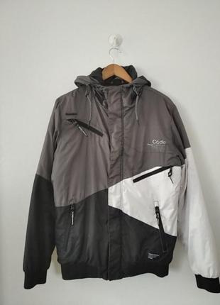 Очень крутая куртка house design code