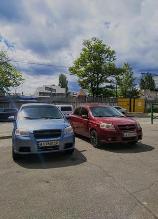 Долгосрочная аренда авто с правом выкупа Chevrolet Aveo