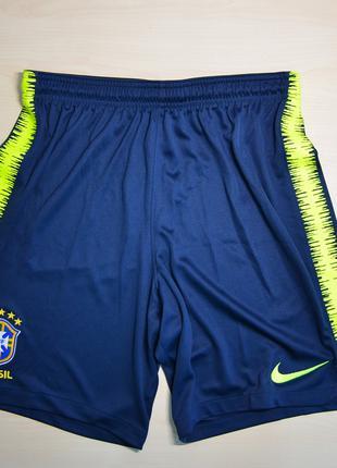 Тренировочные шорты Nike Squad Shorts Сборная Бразилии