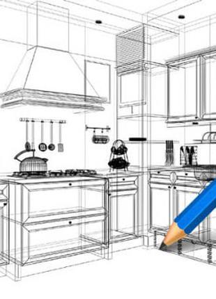 Кухни недорого, фасады ДСП/МДФ, кухня под заказ. Рассрочка без %