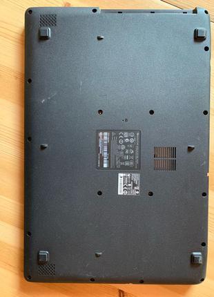 корпус ноутбука packard bell батарея
