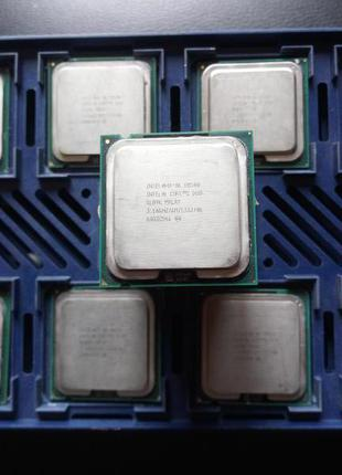 Процессор Intel® Core™2 Duo E8500 3,16 ГГц/6 МБ/1333 сок 775