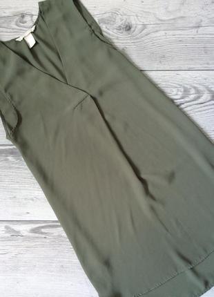 Блуза удлиненная h&m