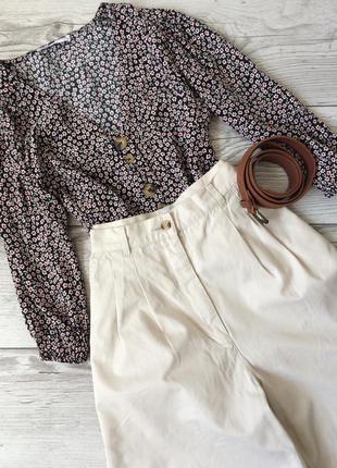 Блуза рубашка на пуговицах,mango