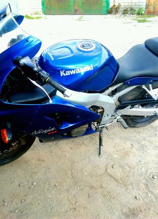 Kawasaki ninja zx6r 636 2003