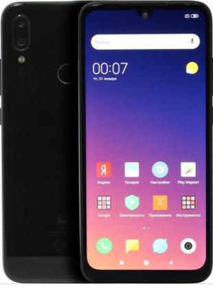 Xiaomi Redmi Note 7/128GB + чехол