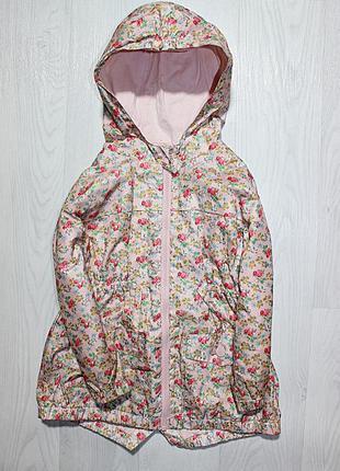 Куртка ветровка 4-5 next