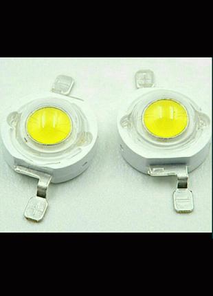 LED CREE светодиоды (2компл)