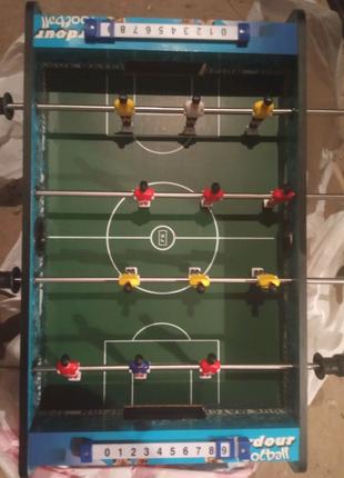 Настольний футбол