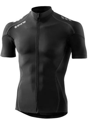 Компрессионная вело одежда Skins