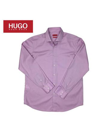 Рубашка boss hugo boss regular fit
