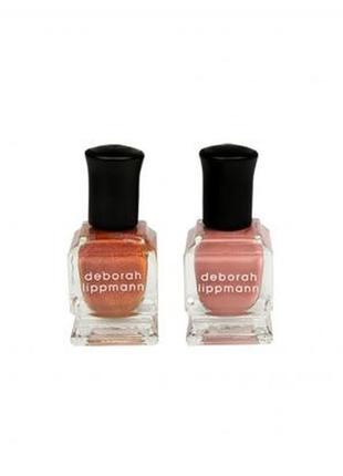 Deborah lippmann – o'donna and modern набор гель - лака для но...