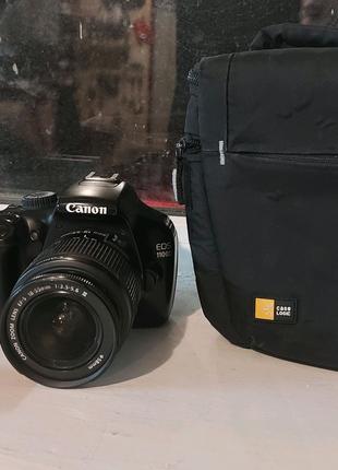 Фотоаппарат Canon EOS1100D + 18-55мм. + сумка