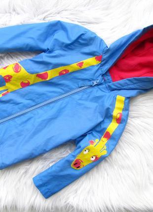 Стильная куртка с капюшоном marks & spencer