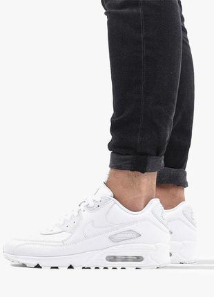 Легкие классические мужские кроссовки nike air max 90 essential