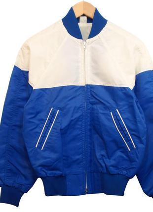 Курточка ветровка бомбер подростковая мужская р.s - америка