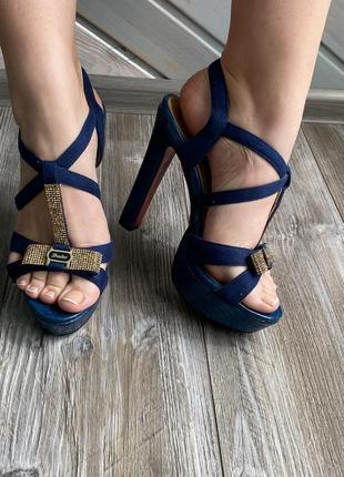 Босоножки туфли liici 38-39