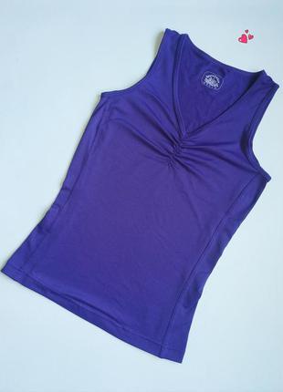 Майка tchibo эластичная для спорта, одежда для фитнеса