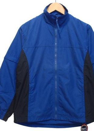 Куртка ветровка 2в1 подростковая бренд port authority америка