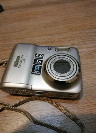 Фотоаппарат цифровой Nikon Coolpix L4