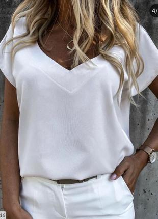 Блузка софт 3 цвета .