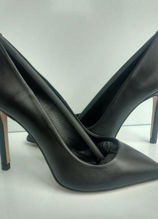 Испанские кожаные туфли тм ehua