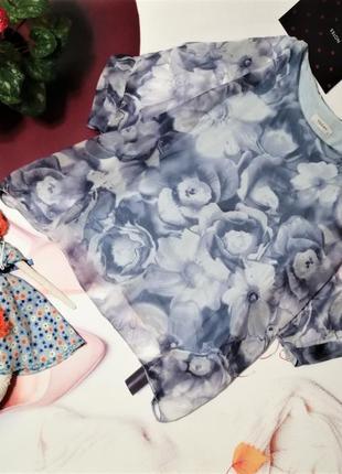 Красивая блуза today, размер s/м, италия