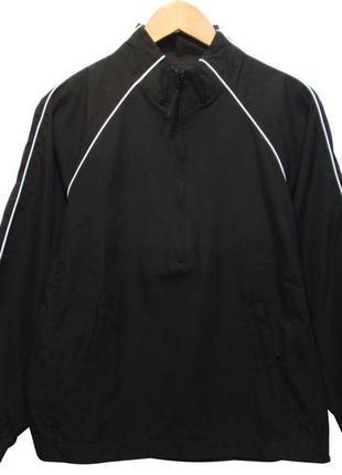 Анорак куртка ветровка подростковая бренд port authority америка