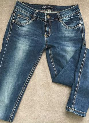 джинсы скини