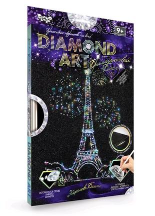 """Набор для креативного творчества """"DIAMOND ART"""", """"Эйфелева башня """""""