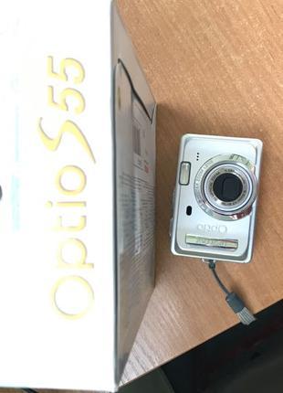 Цифровой фотоаппарат, камера Pentax