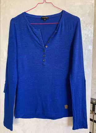Лонгслив футболка бренда Massimo Dutti, размер М.